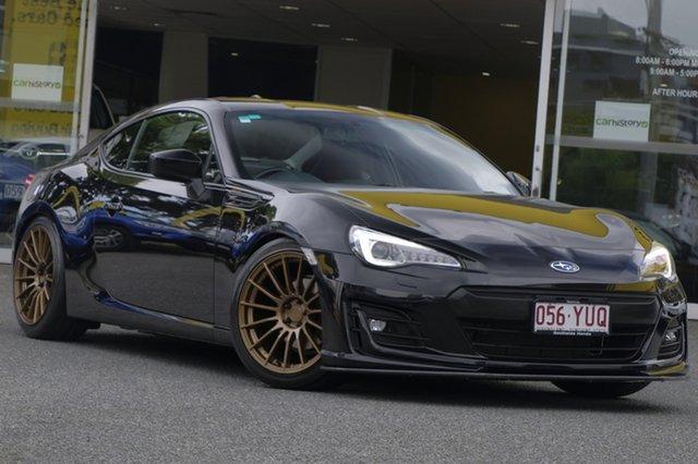 Used Subaru BRZ Z1 MY17 , 2017 Subaru BRZ Z1 MY17 Black 6 Speed Sports Automatic Coupe