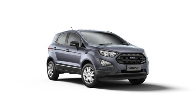 New Ford Ecosport BL 2019.25MY Ambiente, 2019 Ford Ecosport BL 2019.25MY Ambiente Smoke 6 Speed Automatic Wagon