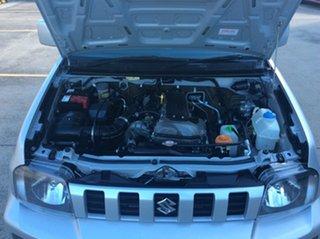 2012 Suzuki Jimny SN413 T6 Sierra Silver 5 Speed Manual Hardtop