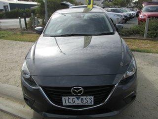 2014 Mazda 3 BM5278 Neo SKYACTIV-Drive Grey 6 Speed Sports Automatic Sedan.