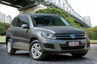 2015 Volkswagen Tiguan 5N MY15 118TSI 2WD Grey 6 Speed Manual Wagon.