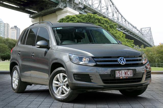 Used Volkswagen Tiguan 5N MY15 118TSI 2WD, 2015 Volkswagen Tiguan 5N MY15 118TSI 2WD Grey 6 Speed Manual Wagon