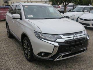 2019 Mitsubishi Outlander ZL MY19 LS 7 Seat (2WD) Starlight Continuous Variable Wagon.
