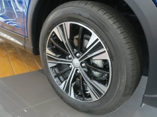 2019 Mitsubishi Eclipse Cross YA MY19 Exceed (2WD) Lightning Blue Continuous Variable Wagon
