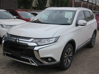 2019 Mitsubishi Outlander ZL MY19 LS 7 Seat (2WD) Starlight Continuous Variable Wagon