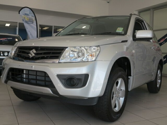 New Suzuki Grand Vitara  , GRAND VITARA 3DR 2.4LT AU