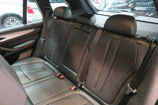2014 BMW X5 F15 xDrive30d Black 8 Speed Sports Automatic Wagon