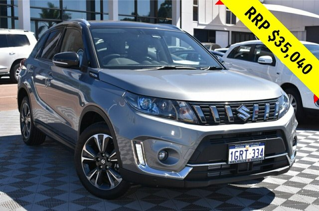 Demo Suzuki Vitara LY Series II Turbo 2WD, 2019 Suzuki Vitara LY Series II Turbo 2WD Grey 6 Speed Sports Automatic Wagon
