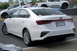 2018 Kia Cerato BD MY19 S Snow White Pearl 6 Speed Sports Automatic Sedan.
