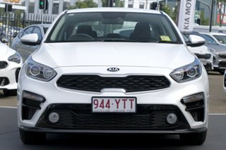 2018 Kia Cerato BD MY19 S Snow White Pearl 6 Speed Sports Automatic Sedan