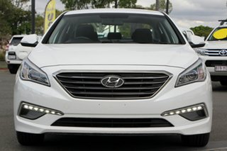 2016 Hyundai Sonata LF3 MY17 Active White 6 Speed Sports Automatic Sedan