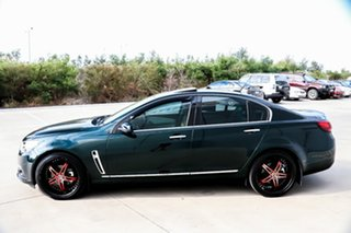 2014 Holden Calais VF MY14 V Regal Peacock Green 6 Speed Sports Automatic Sedan