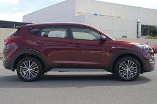 2017 Hyundai Tucson TL MY18 Active X 2WD Red 6 Speed Sports Automatic Wagon.