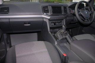 2018 Volkswagen Amarok 2H MY19 TDI400 4MOT Core Reflex Silver 6 Speed Manual Utility