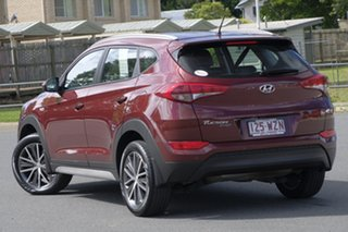 2017 Hyundai Tucson TL MY18 Active X 2WD Red 6 Speed Sports Automatic Wagon