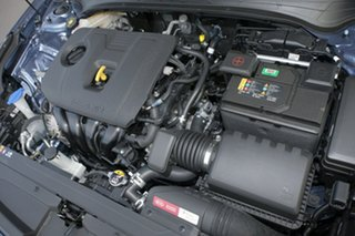 2018 Kia Cerato BD MY19 Sport Horizon Blue 6 Speed Sports Automatic Sedan