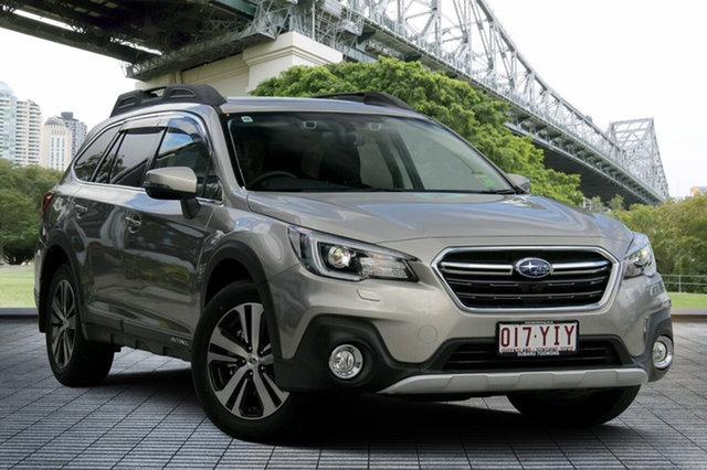 Demo Subaru Outback B6A MY18 2.5i CVT AWD Premium, 2018 Subaru Outback B6A MY18 2.5i CVT AWD Premium Tungsten Metal 7 Speed Constant Variable Wagon