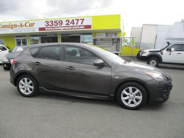 Used Mazda 3  , 2009 Mazda 3 BL Series 1 Grey Hatchback