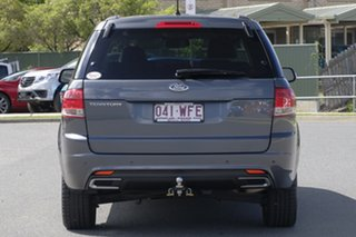 2016 Ford Territory SZ MkII TS Seq Sport Shift Grey 6 Speed Sports Automatic Wagon