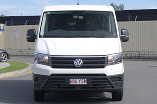 2018 Volkswagen Crafter SY1 MY19 35 MWB TDI410 Candy White 8 Speed Automatic Van