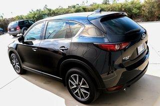 2017 Mazda CX-5 KF4WLA Akera SKYACTIV-Drive i-ACTIV AWD 6 Speed Sports Automatic Wagon.