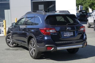 2018 Subaru Outback B6A MY18 2.5i CVT AWD Premium Dark Blue 7 Speed Constant Variable Wagon.