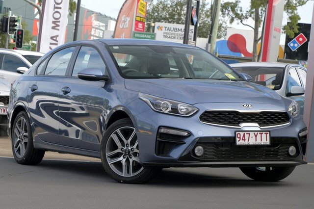 Demo Kia Cerato BD MY19 Sport, 2018 Kia Cerato BD MY19 Sport Horizon Blue 6 Speed Sports Automatic Sedan