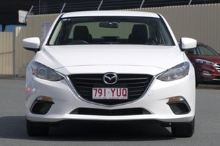 2014 Mazda 3 BM5276 Touring SKYACTIV-MT Snowflake White Pearl 6 Speed Manual Sedan