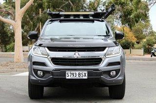 2017 Holden Colorado RG MY18 Z71 Pickup Crew Cab Grey 6 Speed Sports Automatic Utility.