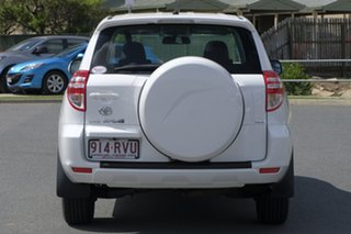 2011 Toyota RAV4 ACA33R MY11 CV White 4 Speed Automatic Wagon