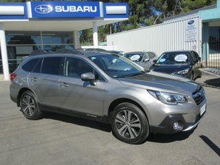 2018 Subaru Outback B6A MY18 2.5i CVT AWD Tungsten Metal 7 Speed Constant Variable Wagon.