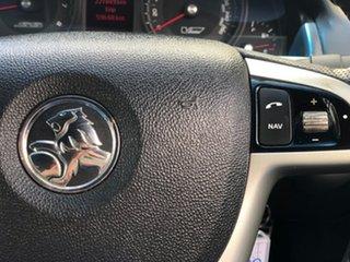 2011 Holden Commodore VE II SS V Black 6 Speed Sports Automatic Sedan
