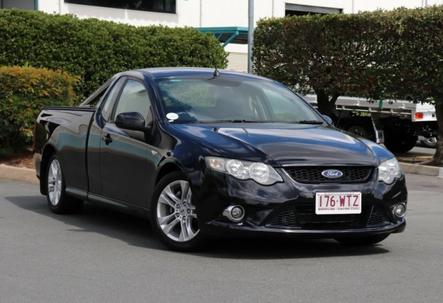 Used Ford Falcon FG XR6 Ute Super Cab, 2011 Ford Falcon FG XR6 Ute Super Cab Silhouette 6 Speed Manual Utility
