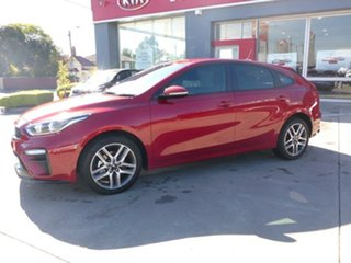 2019 Kia Cerato BD MY19 Sport Runway Red 6 Speed Sports Automatic Hatchback