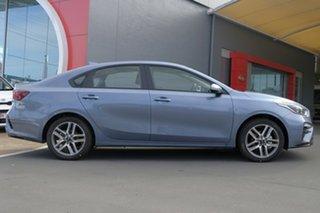 2018 Kia Cerato BD MY19 Sport Horizon Blue 6 Speed Sports Automatic Sedan.