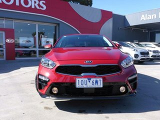 2019 Kia Cerato BD MY19 Sport Runway Red 6 Speed Sports Automatic Hatchback.