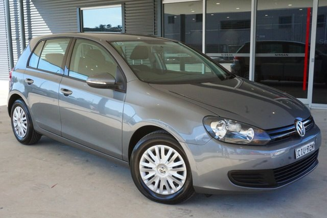 Used Volkswagen Golf VI MY12.5 77TSI DSG, 2012 Volkswagen Golf VI MY12.5 77TSI DSG Grey 7 Speed Sports Automatic Dual Clutch Hatchback