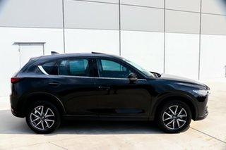 2017 Mazda CX-5 KF4WLA Akera SKYACTIV-Drive i-ACTIV AWD 6 Speed Sports Automatic Wagon