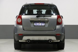 2010 Holden Captiva CG MY10 LX (4x4) Grey 5 Speed Automatic Wagon