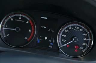 2018 Mitsubishi Triton MR MY19 GLS (4x4) Graphite 6 Speed Automatic Double Cab Pickup