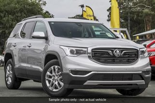 2018 Holden Acadia AC MY19 LT 2WD Nitrate 9 Speed Sports Automatic Wagon.