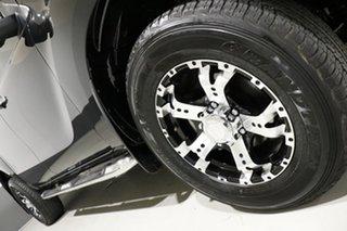 2015 Mazda BT-50 MY13 GT (4x4) Black 6 Speed Automatic Dual Cab Utility