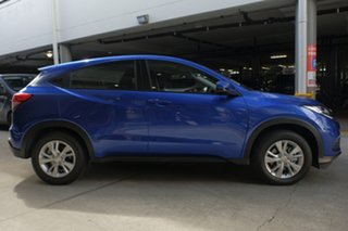2019 Honda HR-V MY19 VTi Brilliant Sporty Blue 1 Speed Constant Variable Hatchback.
