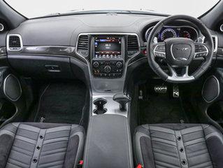 2014 Jeep Grand Cherokee WK MY14 SRT 8 (4x4) Grey 8 Speed Automatic Wagon