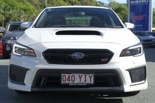 2017 Subaru WRX V1 MY18 STI AWD Premium White Crystal 6 Speed Manual Sedan