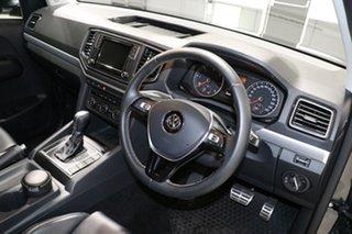 2017 Volkswagen Amarok 2H MY17.5 V6 TDI 550 Ultimate Grey 8 Speed Automatic Dual Cab Utility