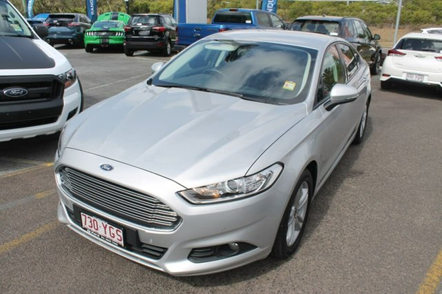 Used Ford Mondeo MD 2017.50MY Ambiente SelectShift, 2017 Ford Mondeo MD 2017.50MY Ambiente SelectShift Silver 6 Speed Sports Automatic Hatchback