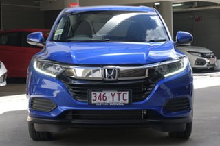 2019 Honda HR-V MY19 VTi Brilliant Sporty Blue 1 Speed Constant Variable Hatchback