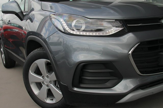 New Holden Trax TJ MY19 LS, 2019 Holden Trax TJ MY19 LS Steel Grey 6 Speed Automatic Wagon