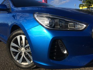 2017 Hyundai i30 GD4 Series II MY17 Active Blue 6 Speed Sports Automatic Hatchback.